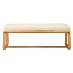 Bench 1 can also be used in the dining even in the living room