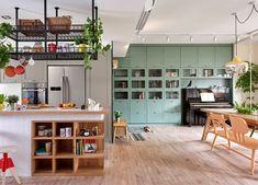 Interior Renovation by HAO Design