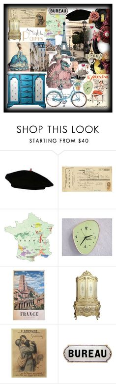 """""""All Things French"""" by aurorasblueheaven ❤ liked on Polyvore featuring interior, interiors, interior design, home, home decor, interior decorating and Art Classics"""