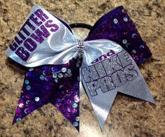 Hey, I found this really awesome Etsy listing at https://www.etsy.com/listing/176627110/glitter-bows-nike-pros-bow