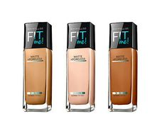 Maybelline Fit Me Matte + Poreless Liquid Foundation 1 fl oz - Choose Any Shade Maybelline Foundation, Maybelline Matte And Poreless, Fit Me Matte And Poreless, Liquid Foundation, Makeup Sale, Lip Stain, Fall Makeup, Combination Skin, Beauty Routines