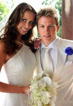 кими райкконен свадьба фото