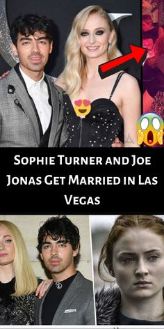 Game of Thrones' Sophie Turner and newly-reformed Jonas Brothers' Joe Jonas have just joined the list of officially taken celebrities. Nick Jonas Married, Sophie Turner Joe Jonas, Camp Rock, The Late Late Show, Ballet School, Hbo Game Of Thrones, Pop Rock Bands, Billboard Music Awards, Jonas Brothers