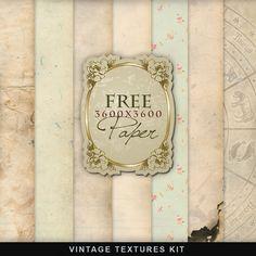 Far Far Hill: Freebies Old Papers Kit