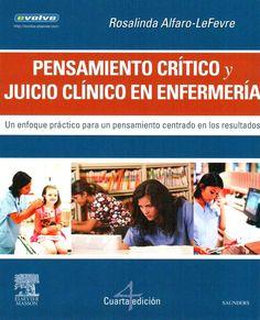 Pensamiento crítico y Juicio Clínico en Enfermería