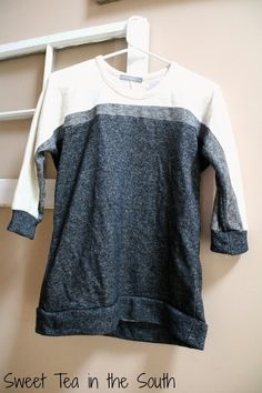 November 2015 Stitch Fix Madeon Sparkle Dolman Knit Top by Loveappella | Sweet Tea in the South