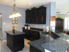 Fantastic kitchen with granite counters