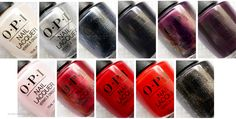 OPI Love OPI, XOXO Collection