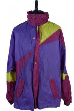 Womens Mens Vintage Raincoat - Multi - RC119