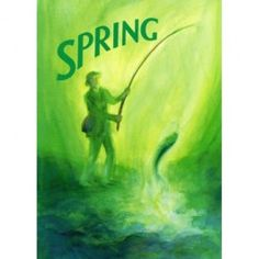 Spring: A Collection of Waldorf-inspired poems, stories, and songs for young children. From www.bellalunatoys.com $14.95