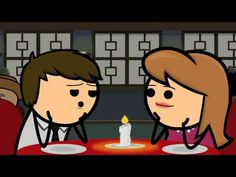 Le Telepathé - Cyanide & Happiness Shorts - YouTube