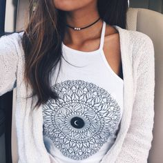 Change the color of the sweater to a gray maybe, and then this would be perfect