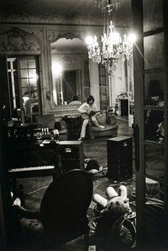 Rolling Stones, Villa Nellcote, St. Jean Cap Ferrat, 1971