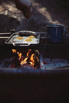 Camping foods #adventure #nature