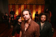 Rusted Root!