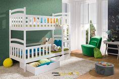 Etagenbett Kinder, Doppelbett, Kinderbett, Wohnen, Bilder, Ideen, Weiße  Bettwäsche,