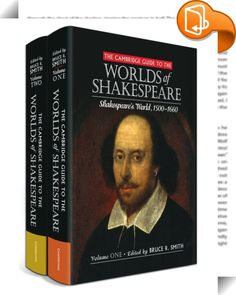 The Cambridge Guide to the Worlds of Shakespeare 2 Volume Hardback Set    ::  The Cambridge Guide to the Worlds of Shakespeare aims to replicate the expansive reach of Shakespeare's global reputation. In pursuit of that vision, this work is transhistorical, international and interdisciplinary. Volume 1, Shakespeare's World, 1500-1660, includes a comprehensive survey of the world in which Shakespeare and his contemporaries lived, while Volume 2, The World's Shakespeare, 1660-Present, ex...