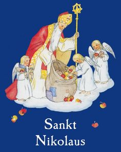 Sankt Nikolaus, Ida Bohatta, arsEdition