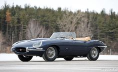 1961 Jaguar E-Type Series I 3.8 Roadster