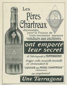 publicité tarragone 1904/1930