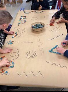 Best Indoor Garden Ideas for 2020 - Modern Motor Skills Activities, Preschool Learning Activities, Preschool Classroom, Sensory Activities, Classroom Activities, Toddler Activities, Preschool Activities, Kids Learning, Childhood Education