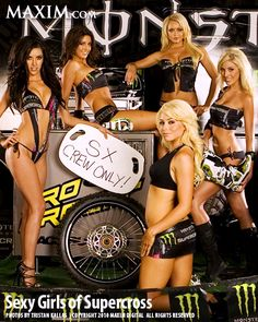#maximmag #monsterenergy #supercross