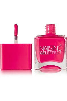 Nails inc - Gel Effect Nail Polish - Covent Garden - Pink - one size