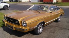 1977 Ford Mustang   eBay
