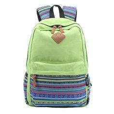 Backpacks Bags For Unisex japan Canvas Rucksack Backpack Hot School Satchel Bag Bookbag mochila feminina