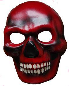 100% True Halloween Party Stretch Bone Skeleton Shape Masks Festival Fancy Dress Pirate Costume Accessories For Men Women Men's Masks