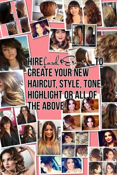 Looking for a new stylist to create a new look for you, from Sombre, Ombre all hair coloring methods even custom created ones! Hire Lord&Esmé you to fall in love with your hair! We have 2 openings this week and 4 next week call or message today for your apt! All work in this image serviced by Lord&Esmé! #hair #haircut #hairstylist #hairmakeover #hairbyLordandesme #LordandEsmé #colorcorrection #dimension #highlights #longbob #longhair #newstyle #blondes #caramels #mocha #chocolates…