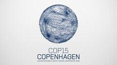 COP15 Copenhagen - United Nations Climate Change Conference logo - okdeluxe design studio