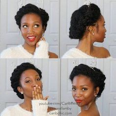 23 Bridal Hairstyles That Look Great On Black Women