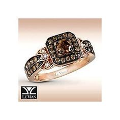 Love the LeVian Chocolate Jewelry