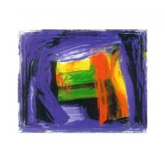 Andrew Allfree By Howard Hodgkin: Category: Art Currency: GBP Price: GBP205.00 Retail Price: 205.00 European Abstract Silk Screen Prints…