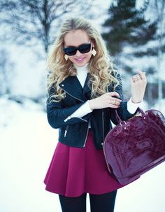 Discover the latest fashion trends from the most fashion forward women around the world. Vogue Fashion, Daily Fashion, Everyday Fashion, Latest Fashion Trends, Fashion Styles, Fashion Ideas, Complete Outfits, Autumn Winter Fashion, Winter Style