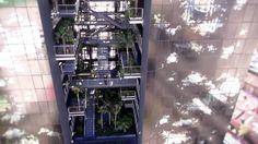 Vertical-garden-of-Renaissance-Barcelona-Fira-Hotel-04