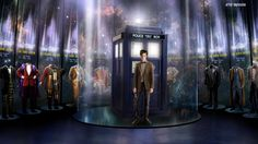 TV Show Doctor Who - From the archives of the 11th doctor