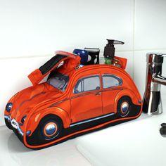 The Monster Factory VW Kever toilettas
