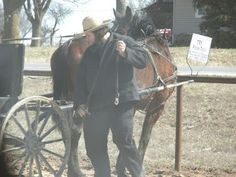 It's Real Life: Amish Community: Seymour, MO | Photos by Lori O'Dell