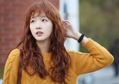 """[Interview #1] """"Cheese In The Trap"""" Kim Go-eun-I, """"Hong Seol and I are alike"""" @ HanCinema :: The Korean Movie and Drama Database"""