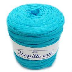 T-shirt yarn roll  t-shirtyarn.com/3-t-shirt-yarn