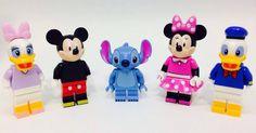 #lego #legominifigures #disney #mickeymouse #ursula #stitch #toys #legostagram #legophotography #toystagram #toyphotography #everythingisawesome #instagram #instagrid #igers by paushe_lego16