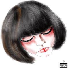 Nuh  #profile #the100face #the100dayproject #nggambarsik #digitalart #sketchaday
