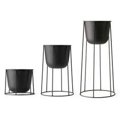 Wire Pot + Oil Lamp - A+R Store