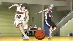 "Kuroko's Basketball ""It's Not Like That"" Kuroko No Basket, Basket Anime, French Anime, Kuroko Tetsuya, Kuroko's Basketball, Blu Ray, People Talk, Manga, American"