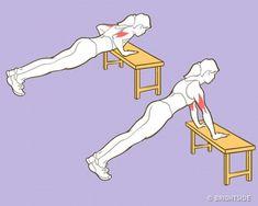 6 exercícios fáceis para modelar os braços