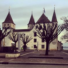 Nyon in Waadt