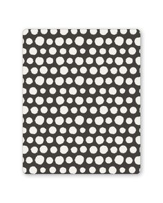 Doodle Polka Mouse Pad