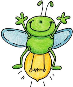 stock illustration various insects bugs cartoon beetle clip art rh pinterest com clip art inserts clip art insects bee hive